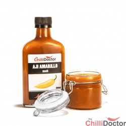 Aji Amarillo salsa peperoncino piccante 200 ml