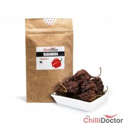 Habanero rosso secco intero peperoncino piccante 10 gr